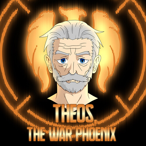 Old Theos Orange